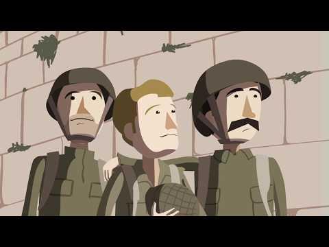 מלחמת ששת הימים - באנימציה