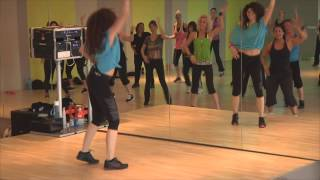 NEW Zumba Fitness with Denise Track 8 Ricky Martin-Pégate