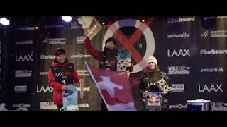 LAAX OPEN 2018 - Best of Halfpipe Finals