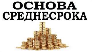 Основа среднесрочной торговли на форекс или бирже