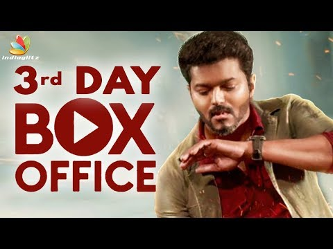 Despite Controversy, Sarkar Rules Box Office | Third Day Collection Report | Vijay