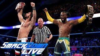 LES CHAMPIONS EN DANGER? Résultats WWE Smackdown Live 18 Juin