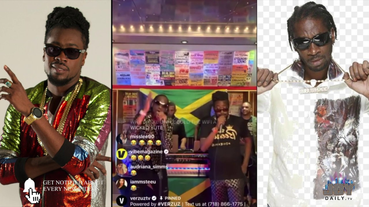 Fiya, Fiya:  Beenie Man Vs. Bounty Killer