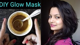 DIY Glow Mask For Dry, Dull, Rough Face And Neck  Alwaysprettyuseful by PC