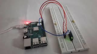 Interfacing IMU Sensor - MPU6050 (Accelerometer & Gyroscope)  with Raspberry Pi