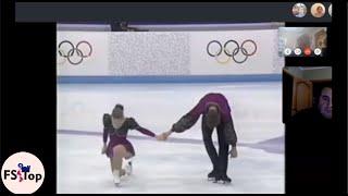 История ледового спорта Эфир от 29 мая 2020 Олимпийские игры в Лиллехаммере 1994 Пары и танцы