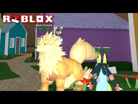 MEET KOPI-LITHE (UNIVERSAL CODE)!! | Pokémon Fighters EX | ROBLOX