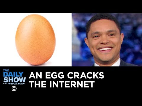 L.A. Teachers' Strike, the Egg That Broke Instagram & China's Historic Moon Landing | The Daily Show