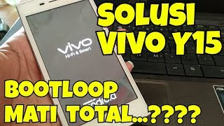 How TO Flash vivo Y15 1000% done by Smart Phone Help.