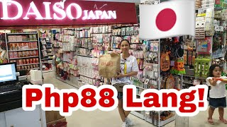 DAISO TOUR + 5 USEFUL THINGS TO BUY FROM DAISO | SHOP WITH MADAM DIGGER