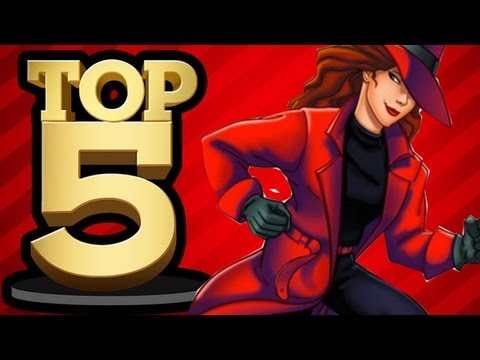 TOP 5 EDUCATIONAL GAMES