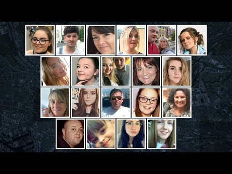 'Forever in our hearts': Manchester remembers Arena attack | ITV News