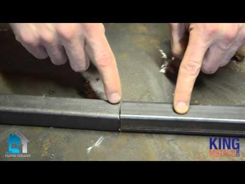 When To Bevel Metal Before Welding