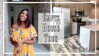 💙 NEW HOUSE | EMPTY HOUSE TOUR 💙