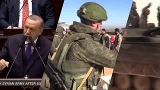 сирия - Обзор военных действий в Сирии за 12 января Последняя информация