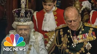 Remembering Britain's Prince Philip | NBC Nightly News
