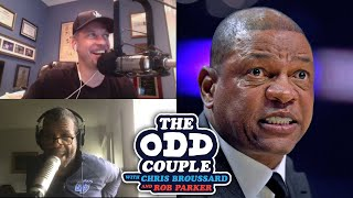Chris Broussard & Rob Parker  - Clippers Fire Doc Rivers After Seven Seasons
