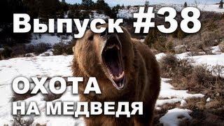 Выпуск 38: Охота на медведя видео 2013 Bear hunting in Russia.