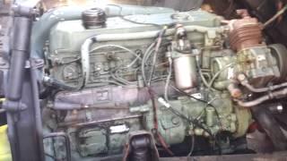 қозғалтқыш Mercedes Benz ШІ 366. Украина