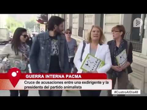 Guerra sucia de Podemos contra PACMA