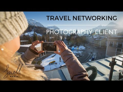 Travel Conference Photography Work Tourismuscamp 2018 Berchtesgaden Bavaria
