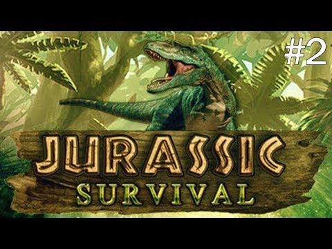 Jurassic Survival para Android #2