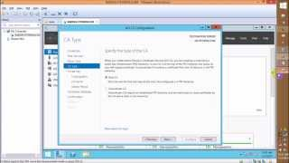 802 1X Wifi RADIUS In Window Server 2012  Part2  Setup NAP CA In Widow server 2012