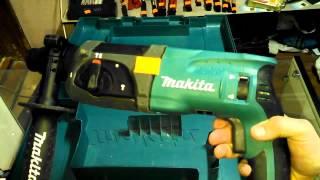 Перфоратор Makita HR2470. Магазин инструмента(Перфоратор Makita HR2470 в идеальном состоянии, как новый. Цена: 2000 грн. Сайт: http://prof-master.net/ Доставка электроинстру..., 2015-02-22T00:15:48.000Z)