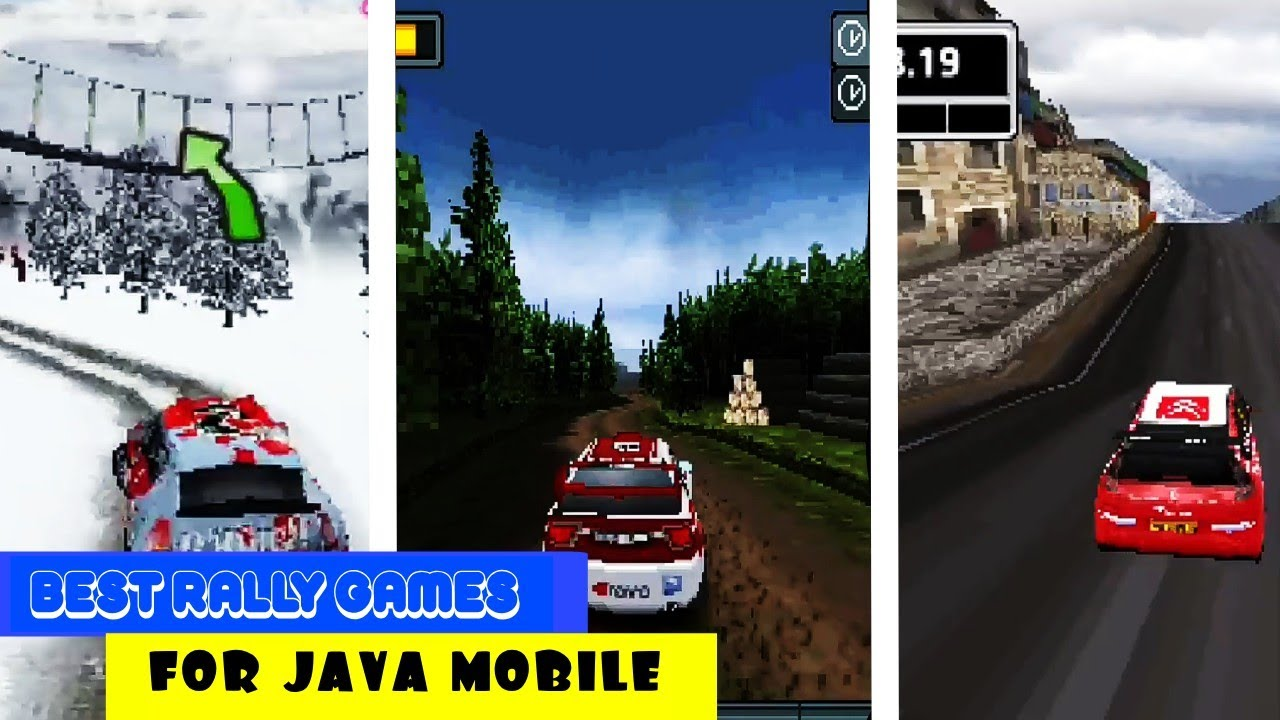 Download BEST RALLY GAMES FOR JAVA MOBILE_1080p