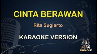 Download lagu Cinta Berawan Rita Sugiarto ( Karaoke Dangdut Koplo ) - Taz Musik Karaoke