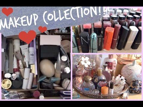 Makeup Collection | Vanity Tour (LIPSTICK, PERFUME, ORGANIZATION, ETC.)