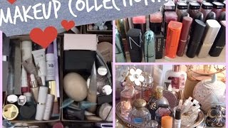 Makeup Collection | Vanity Tour (LIPSTICK, PERFUME, ORGANIZATION, ETC.)