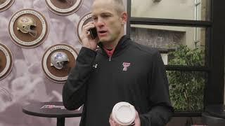 Texas Tech Football: National Signing Day - Head Coach Matt Wells Mic'd Up | 2018