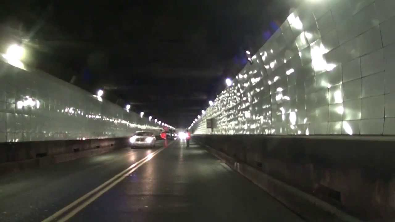 Detroit Windsor Tunnel Youtube