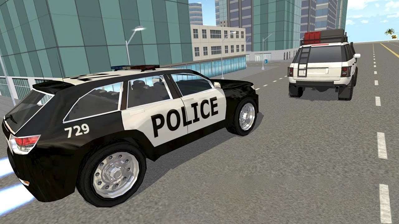 Car Chase Games: Real Police City Car Chase (by Best Free Games) Android