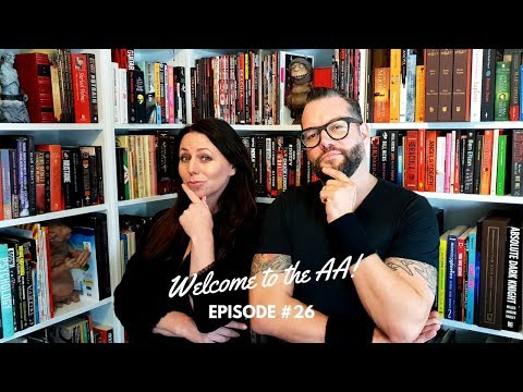 Alex Agnew's WTTAA Podcast EPISODE #26 KRISTEL VERBEKE