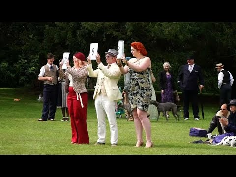 Watch: 'Chap Olympiad' celebrated Britain's 'sporting ineptitude