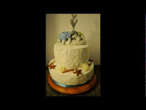 beach-theme-wedding-cake