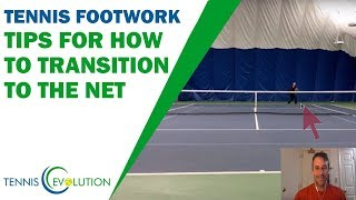 Tennis Footwork - Tips and Analysis For Tennis Feet Movement