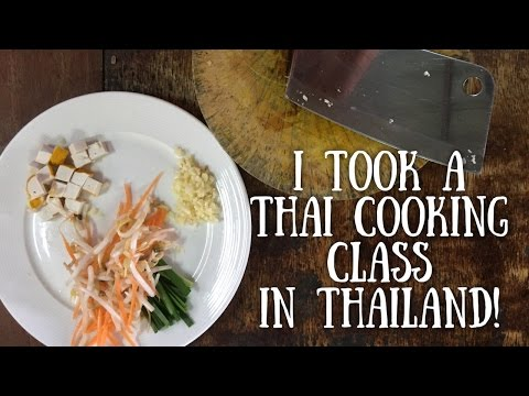 Thai Cooking Class – Asia Scenic Cooking School Chiang Mai