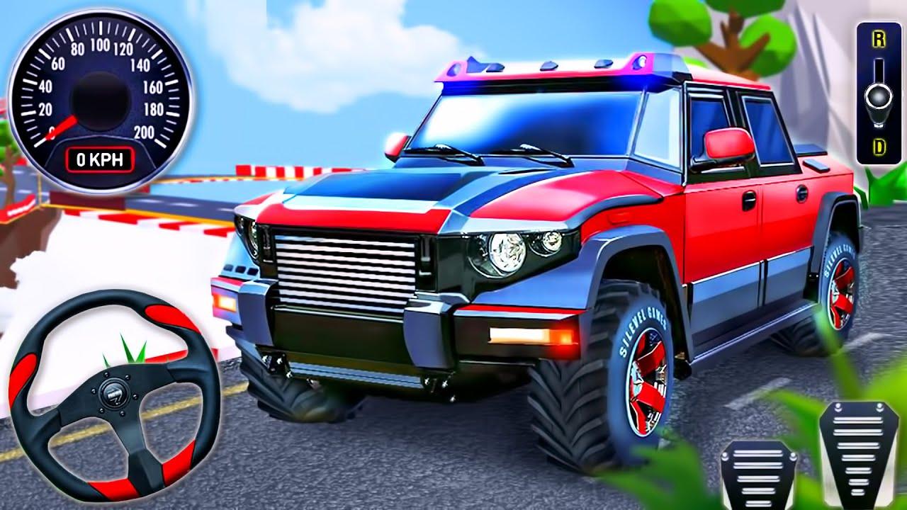 Car Stunts Mega Ramp Simulator 3D - Extreme City GT Impossible Tracks Racing - Android GamePlay