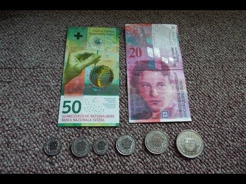 Swiss Francs!