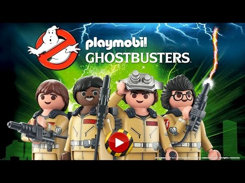 PLAYMOBIL Ghostbusters (by geobra Brandstätter Stiftung & Co.KG) Android Gameplay [HD]