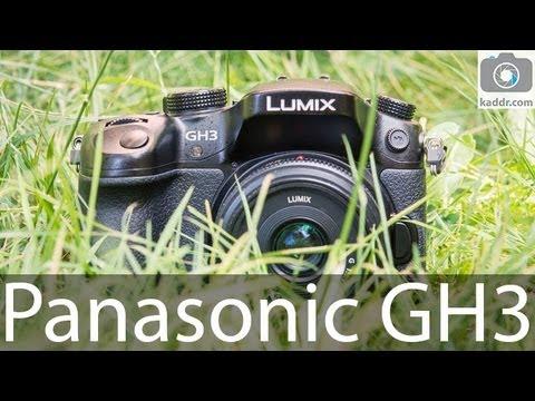 Panasonic GH3 - Обзор Топового Беззеркального Фотоаппарата -  Kaddr.com