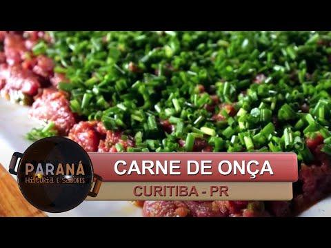 Paraná História e Sabores: Curitiba - Carne de Onça | (28/03/2020)
