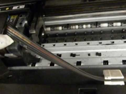 Ciss Installation On Hp B210a Printer 564 Cartridge