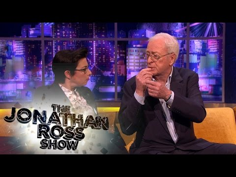 What Happened When Sir Michael Caine Smoked a Joint - The Jonathan Ross Show