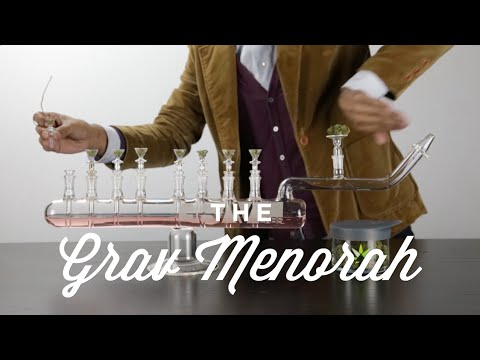 The Grav Menorah