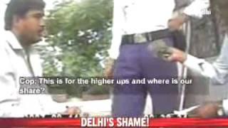 Delhi: 98 cops suspended for taking bribe