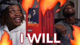 Eminem - I Will (ft. Joell Ortiz, KXNG Crooked & Royce da 5'9'')